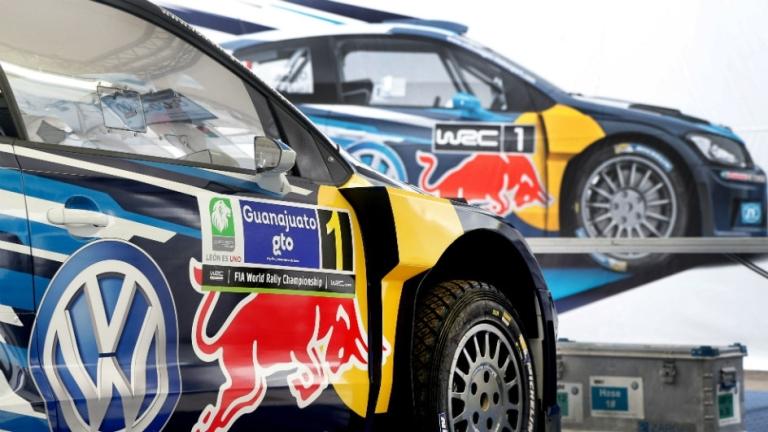 WRC – In Messico è già Ogier