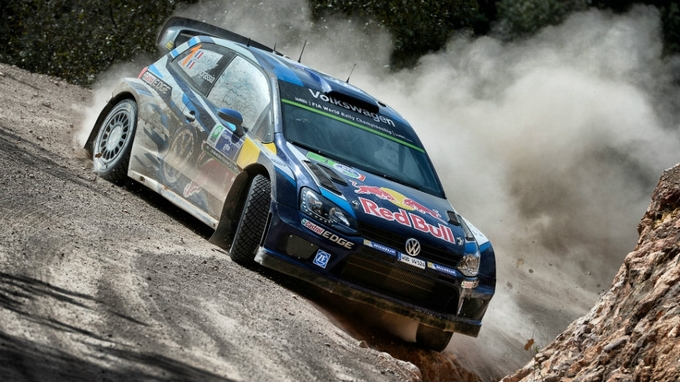 WRC – Ogier come un martello in Messico