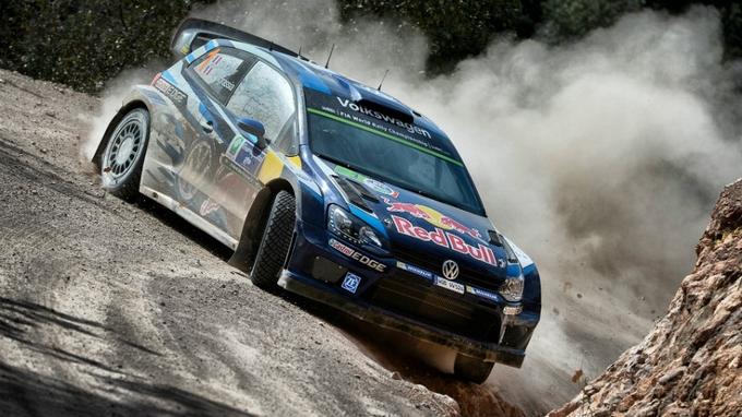 WRC – Ogier come un martello in Messico