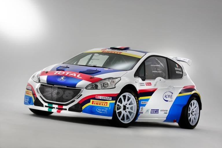 CIR – Peugeot svela il suo 2015