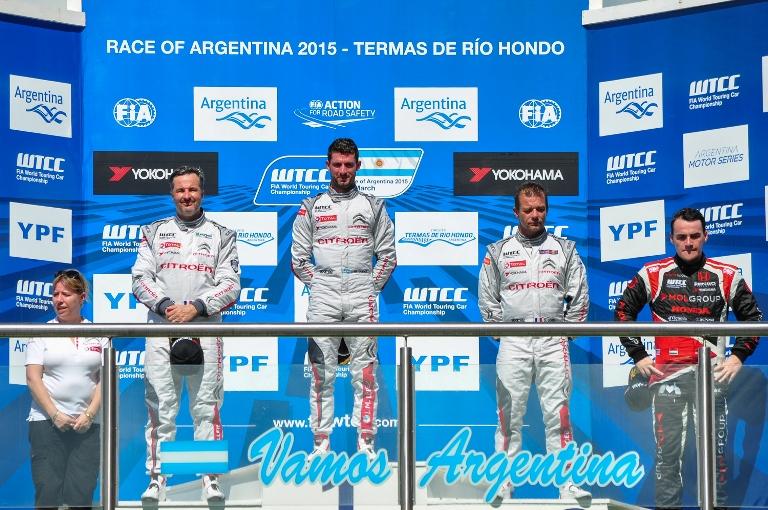 WTCC – In Argentina vincono Lopez e Loeb