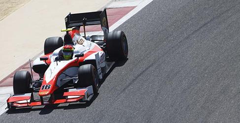 GP2 – Canamasas si schiera con MP Motorsport