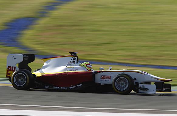 Test GP3 Valencia, giorno 2: Alex Palou davanti a tutti