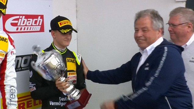 F.4 tedesca: Mattia Drudi sul podio, Schumi jr. miglior debuttante