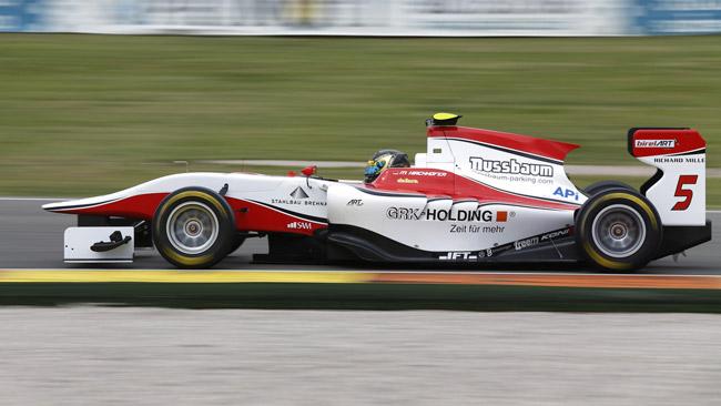 Test GP3 Valencia, giorno 1: Kirchhofer il più veloce, ma Ghiotto insegue