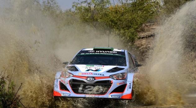 WRC – Un nuovo cambio in casa Hyundai