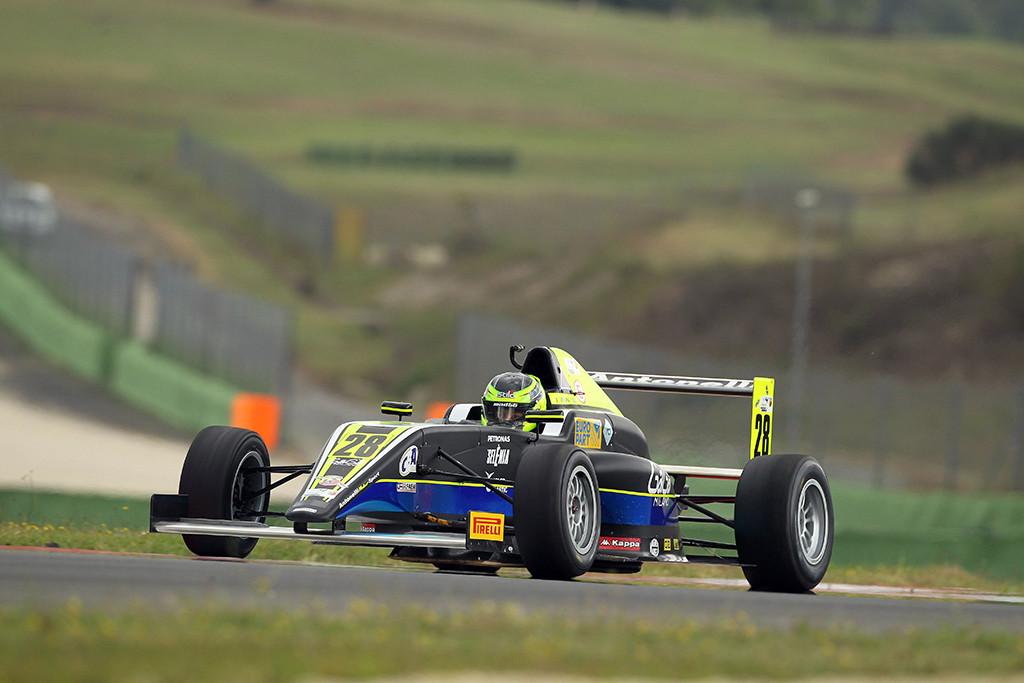 F4 – Joao Vieira determinato in vista di Vallelunga