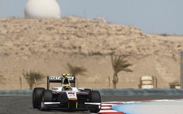 GP2 Bahrein, gara 2: Rimonta e vittoria di Rio Haryanto
