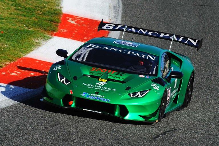 Lamborghini Blancpain Super Trofeo – Disputati i primi test ufficiali