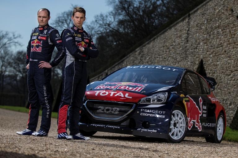WRX – La Peugeot 208 pronta ad affrontare il debutto in Portogallo