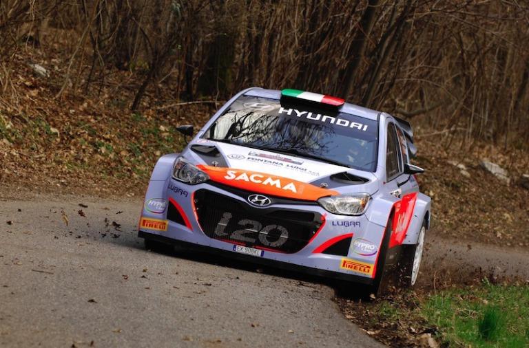 Fontana vince Rally Elba