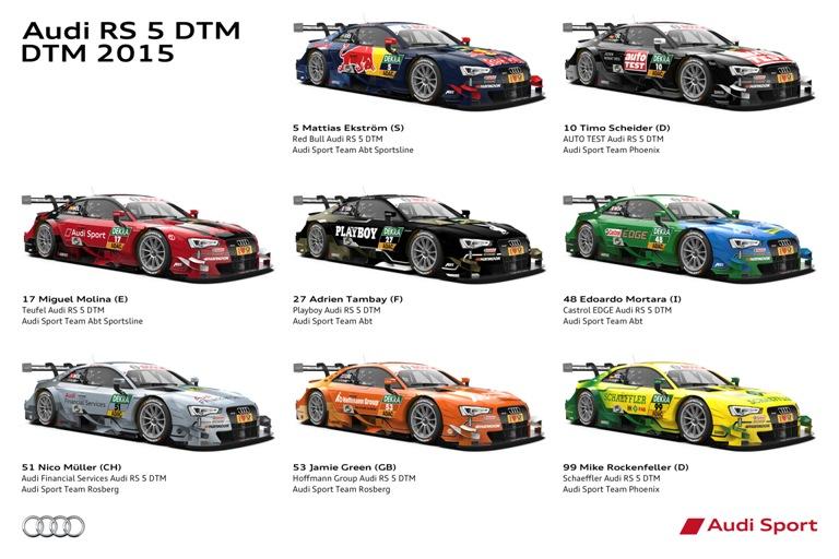 DTM – Audi pronta al debutto di Hockenheim