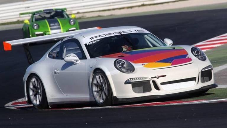 Carrera Cup Italia 2015: Shakedown di due giorni a Imola