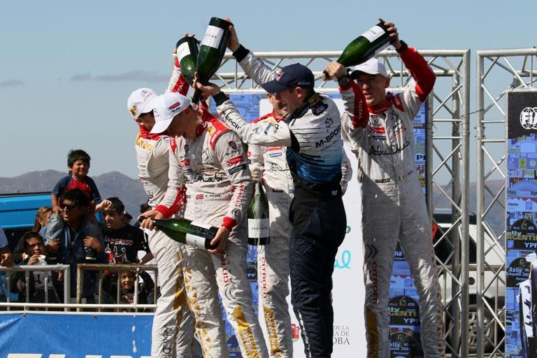 """WRC – Meeke: """"Tagliato il traguardo una grande emozione"""""""