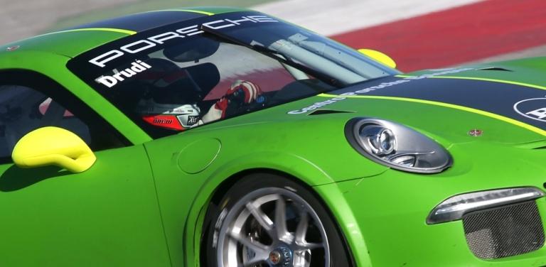 Carrera Cup Italia – Drudi il migliore nel primo roll out