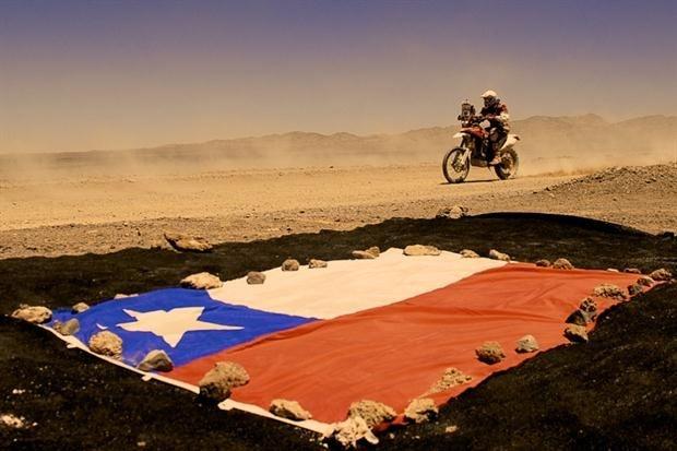 Niente Cile per la Dakar 2016