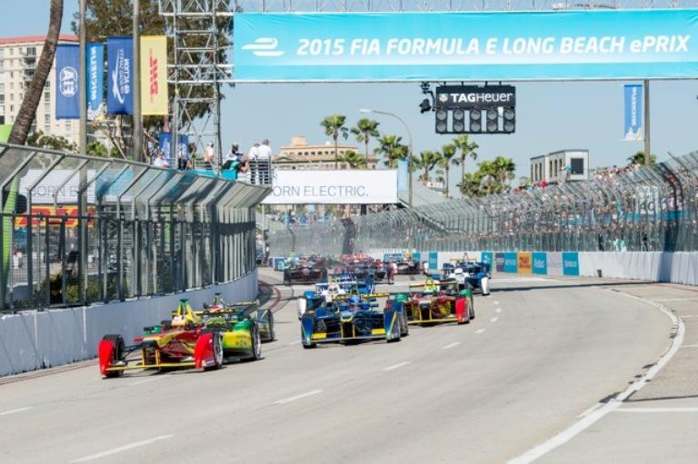 Formula E – Con il successo di Piquet si è chiusa la tranche americana della serie