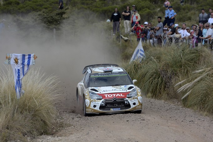 WRC – Meeke si conferma. Ps 9 interrotta per incidente