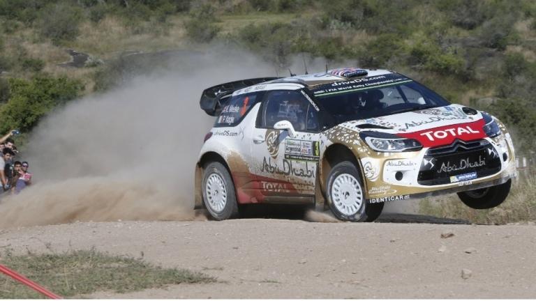 WRC – Meeke passa in testa in Argentina