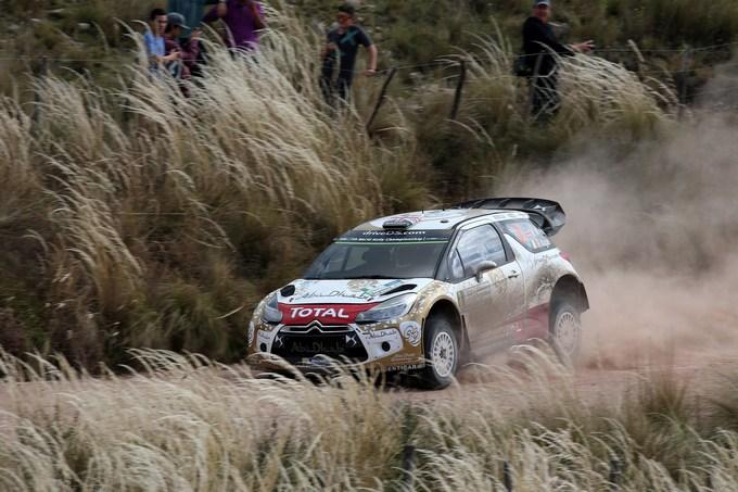 WRC – Meeke si mantiene al vertice