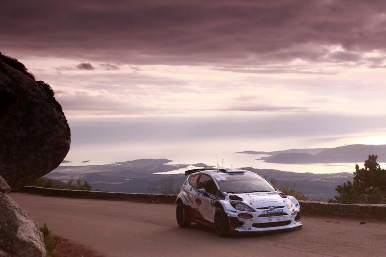 WRC – Il Tour de Corse in nove speciali