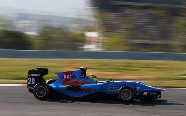 GP3 test Barcellona, giorno 2: Pal Varhaug il più veloce