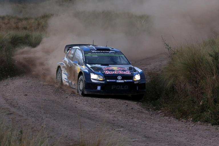 WRC – In Argentina Volkswagen KO