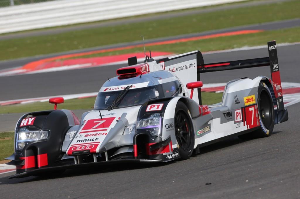 WEC – L'Audi vince la 6 ore di Silverstone