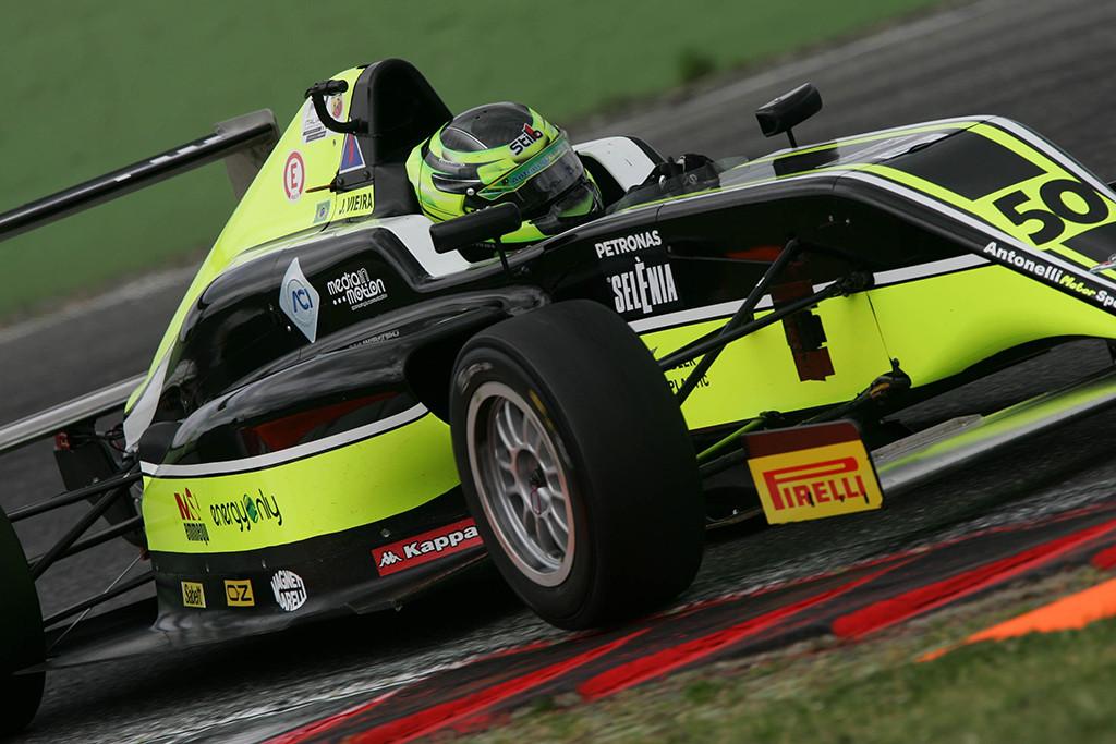 F4 – Joao Vieira, un secondo posto per iniziare il Campionato
