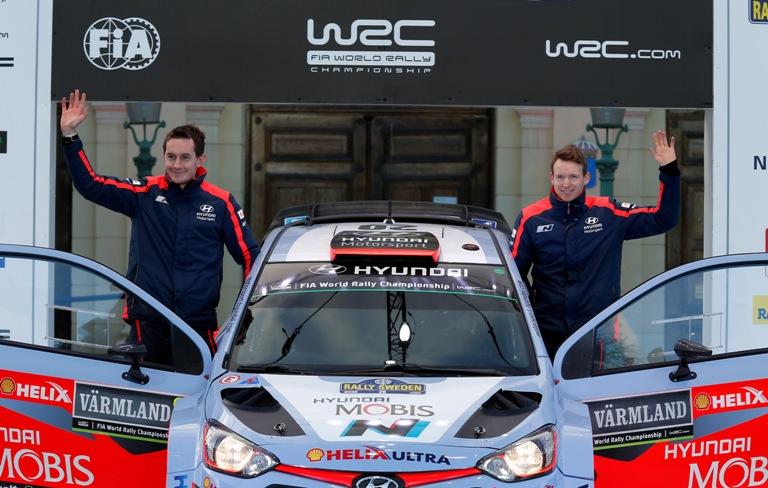WRC – Il team N della Hyundai presente in quattro prove iridate