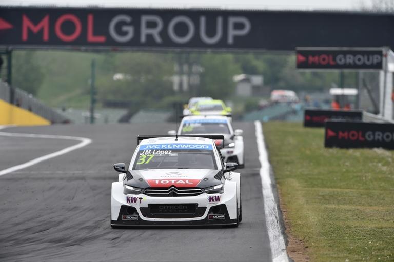 WTCC – In Ungheria Lopez vince Gara 1