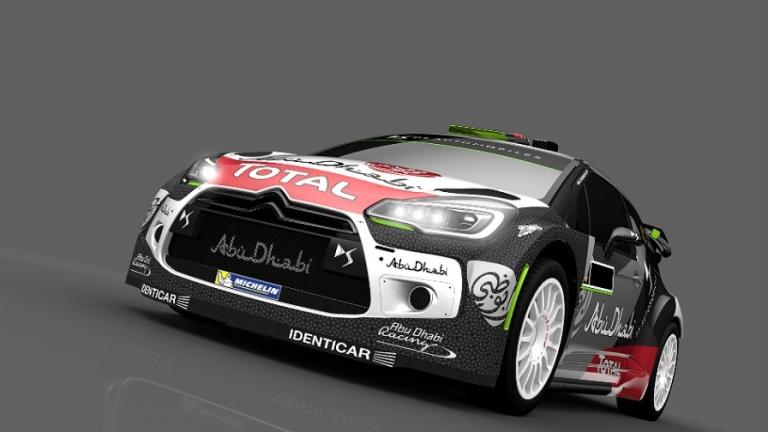 WRC – La DS3 cambia colore