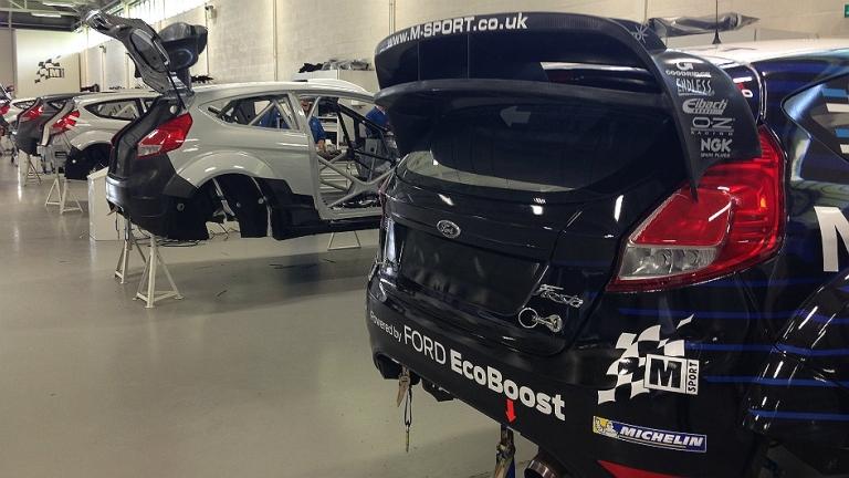 WRC – M-Sport si evolve per il Rally del Portogallo