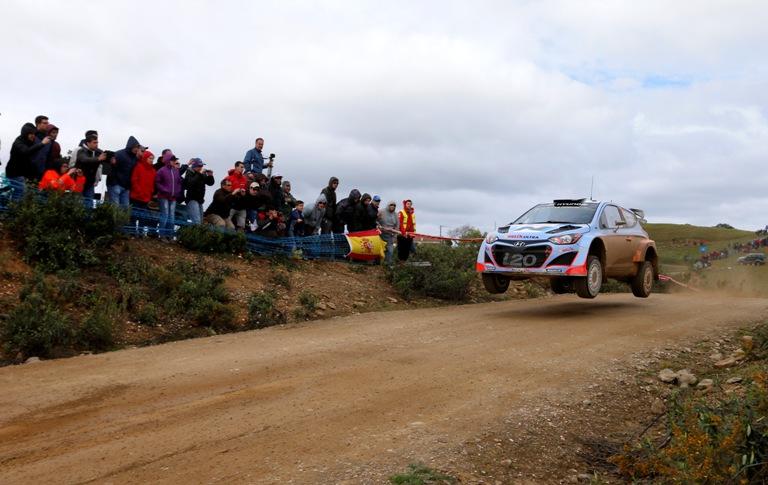 """WRC – Neuville: """"Il target è non fare errori"""""""