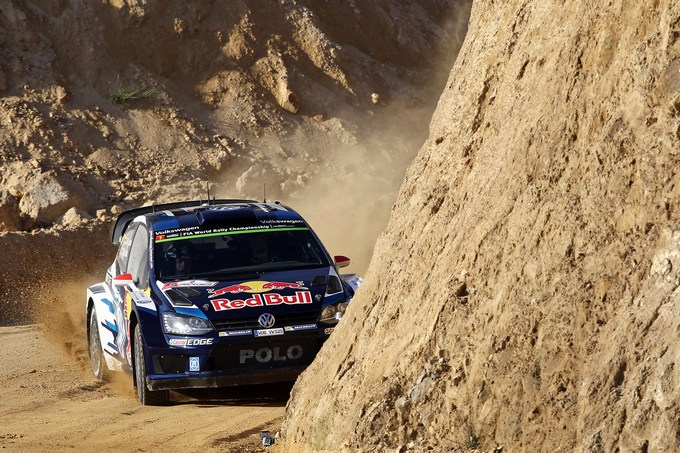 WRC – Latvala continua a guidare in Portogallo