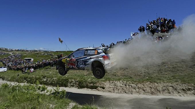 WRC – Latvala fa centro in Portogallo