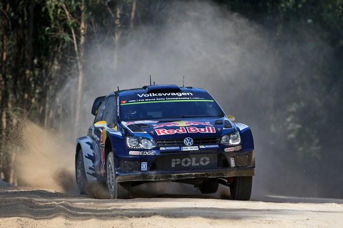 WRC – Mikkelsen primo anche nella super speciale