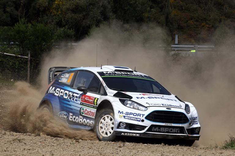 """WRC – Tänak: """"Ottime le sensazioni al volante della nuova Fiesta"""""""