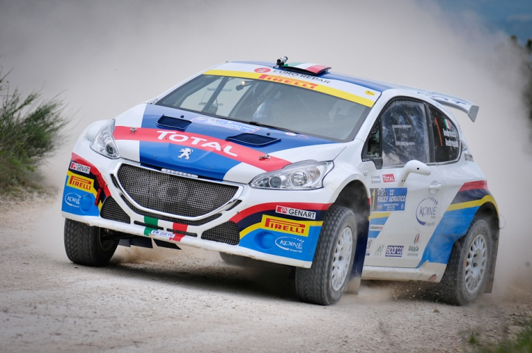 CIR – Andreucci quarto al Rally dell'Adriatico