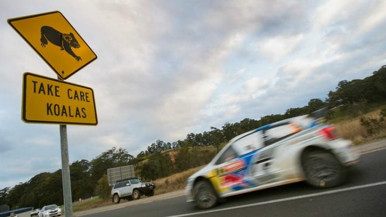 WRC – Il Rally d'Australia si rinnova