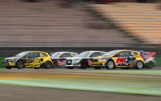 WRX – Il campionato in diretta su Sportitalia