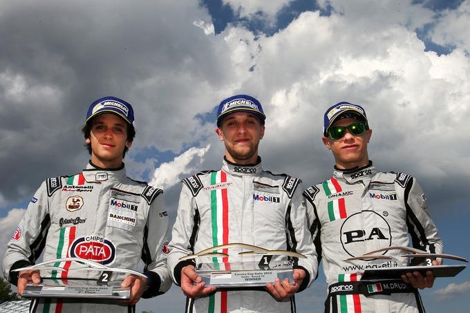 Porsche Carrera Cup Italia – Ledogar vince Gara 1 a Imola