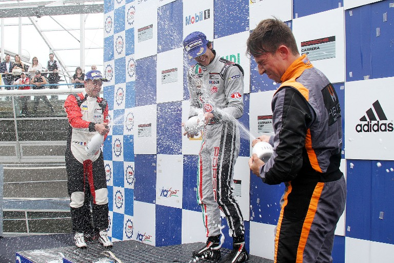 Carrera Cup Italia 2015: Ledogar vince a Monza Gara 2, ma c'è un appello