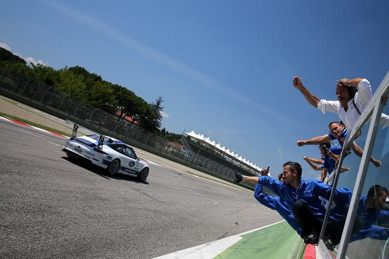 Porsche Carrera Cup Italia – Al Santerno Giraudi si aggiudica Gara 2