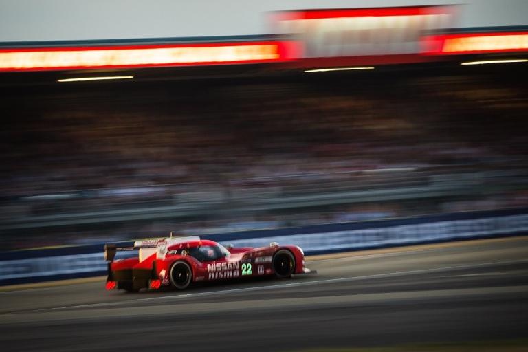 La Nissan Gt-R Ln Nismo ha debuttato a Le Mans tra le LMP1