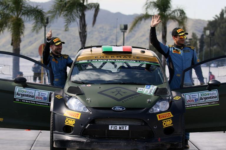 WRC – Bertelli in Sardegna con un nuovo navigatore