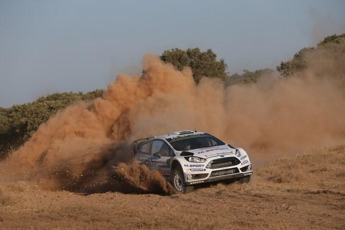 """WRC – Evans: """"Tanta fatica a trovare il ritmo"""""""