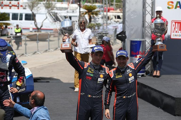 """WRC – Neuville: """"Podio bello e insperato"""""""