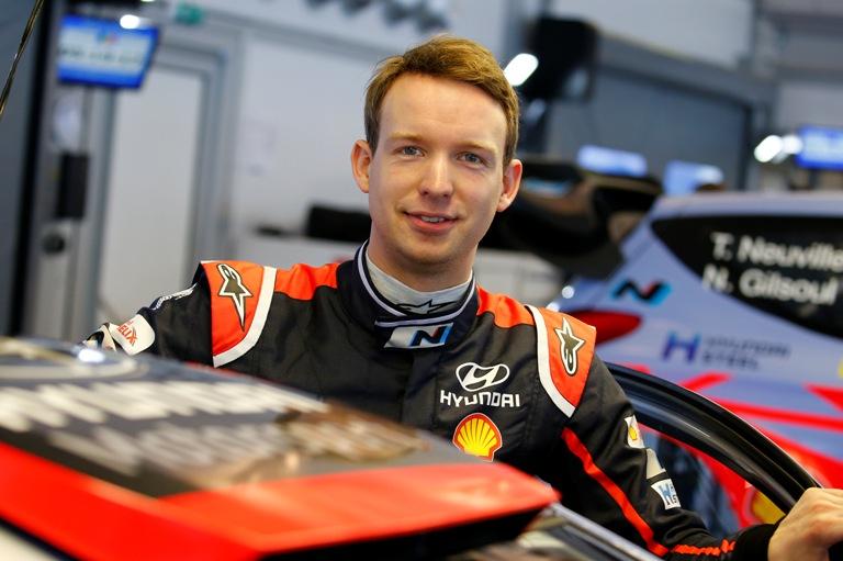 """WRC – Abbring: """"Spero di mettermi in luce in Polonia"""""""