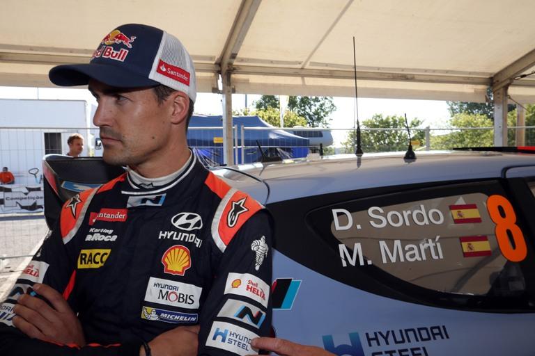 """WRC – Sordo: """"In Italia per rafforzare la settima piazza iridata"""""""